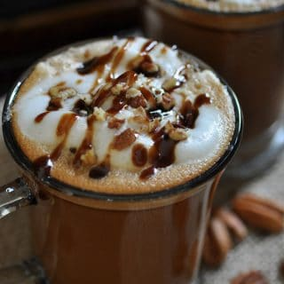 Maple Pecan Latte a Starbucks Copycat