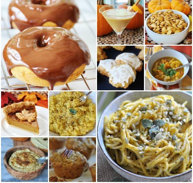 12 Sweet And Savory Pumpkin Recipes