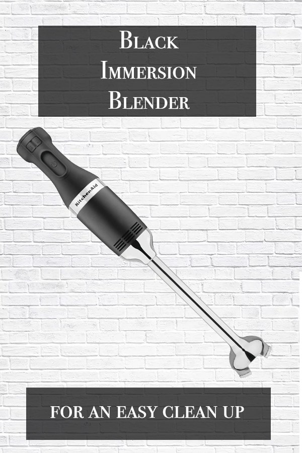 black immersion blender title