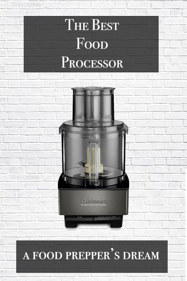 food processor title with cuisinart food processor