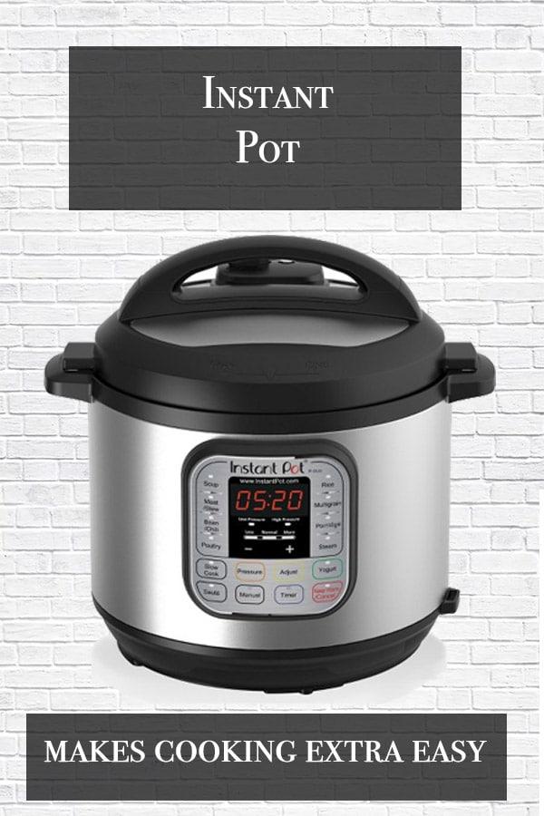 instant pot title