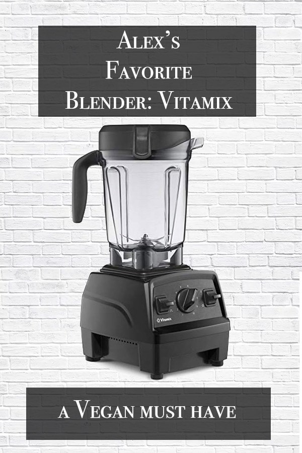 vitamix title with a black vitamix