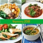 Veganuary 2018 Meal Planners