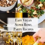 Super Bowl Sunday Menu & Recipe Roundup