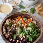 Healthy Winter Vegetable Bowls
