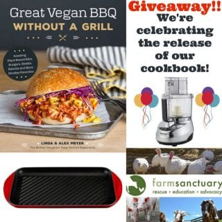 Huge Giveaway to Celebrate Our Cookbook!