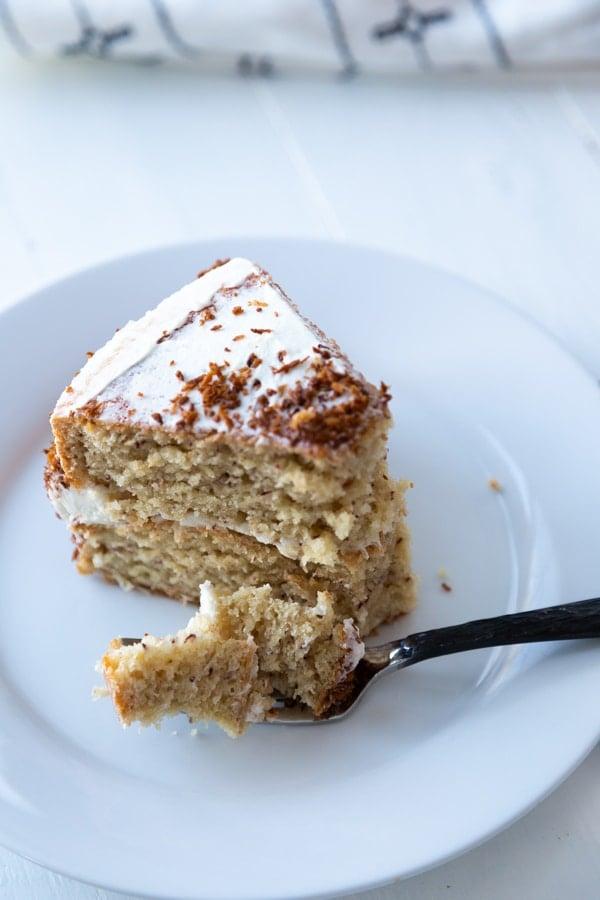 Coconut Banana Cake Vegan Recipe Veganosity
