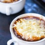 Easy Homemade Vegan French Onion Soup