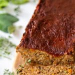 Vegan Lentil and Vegetable Loaf