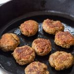 Vegan Breakfast Sausage Patties