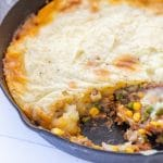 The Ultimate Vegan Sheperd's Pie